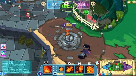 adventure time battle party review