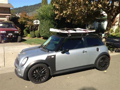 Mini Cooper S Roof Rack Use