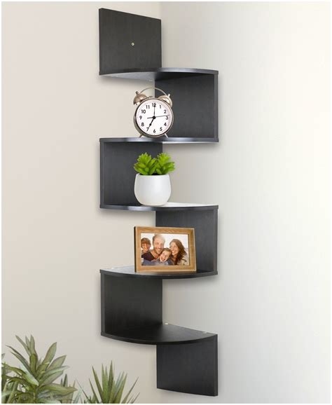 Corner Wall Shelves For Bedroom