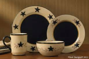 decorative kitchen canisters sets country primitive dishes vine dinnerware by park