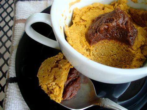 sugar detox pumpkin cake   mug  chocolate whip