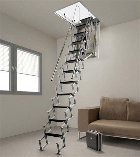 escalier escamotable pantographe motoris 233 escaliers l echelle europ 233 enne