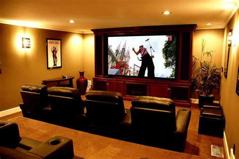 Make Your Living Room Theater Design Ideas Best Countertops For White Kitchen Cabinets Small Kitchens Images Island Pendant Light How To Design A With Seating Galley Country Islands Build Portable Used