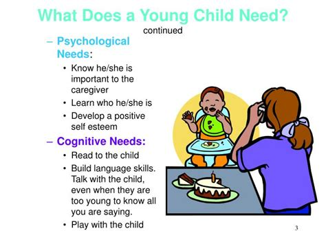 ppt early childhood education powerpoint presentation 460 | what does a young child need continued n