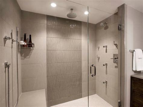 porcelain bathroom tile ideas bathroom design trend shower lighting hgtv