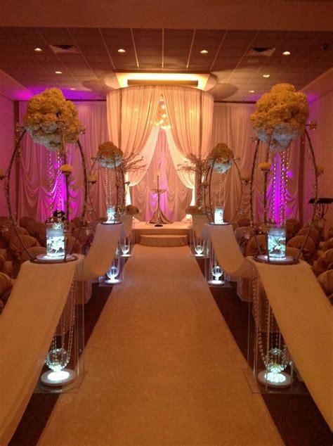 idee de decoration de salle de reception pour mariage