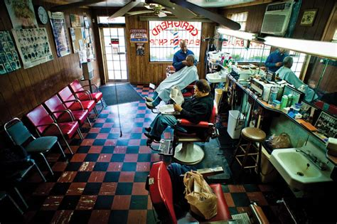 barbershops  america