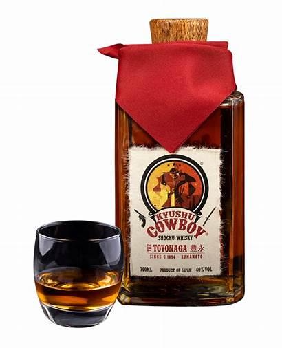Kyushu Whisky Cowboy Shochu Toyonaga Trading