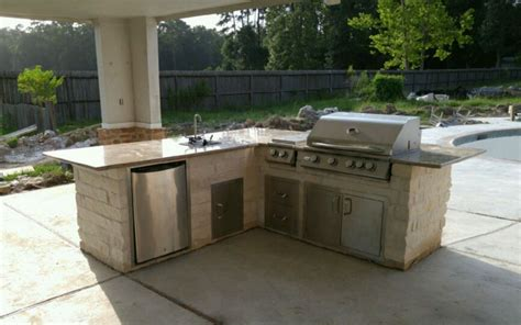 kitchen island houston outdoor kitchen island houston tx outdoor kitchen by the 1923
