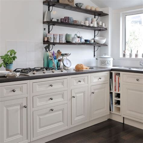 open kitchen shelf ideas open shelving country kitchen ideas housetohome co uk