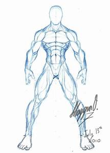 Figure Drawing Models Male | Male Drawing Template | [3b ...