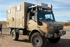 Unimog Camper | Adventurous Campers | Pinterest