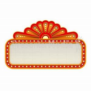 36 best images about movie theme on pinterest theater for Theatre sign clipart