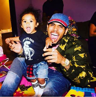 Chris Brown Royalty Mom Guzman Nia Daughter