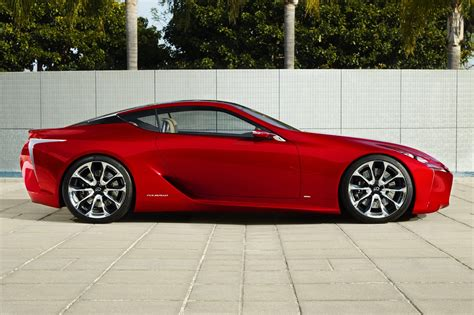 lexus lf lexus lf lc hybrid concept photos and details