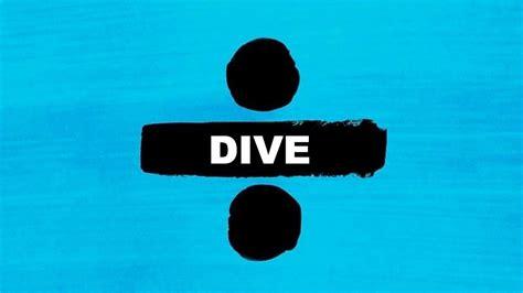 Ed Sheeran  Dive Karaoke Divide Instrumental Acoustic