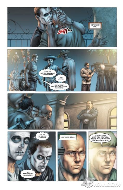 Weplaycod Modern Warfare 2 Ghost Comic Book Preview