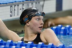 Tennessee39s Erika Brown Swims Wrong Stroke In 200 Medley