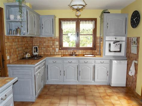 relooker meubles cuisine relooker cuisine rustique avant aprs cuisine rustique