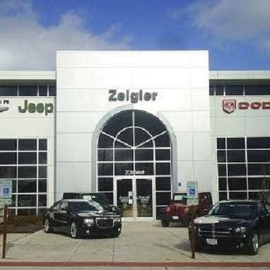 Chrysler Talent Acquisition by Adnan At Schaumburg Zeigler Jeep Chrysler Dodge Ram Home