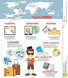 Travel Planning Stock Vector