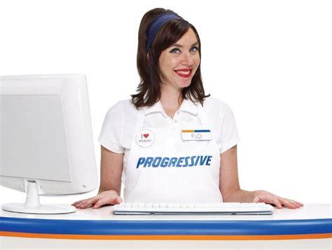 Image: Flo, for Progressive Insurance, size: 1024 x 772
