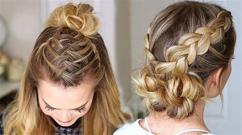 Braid Hairstyles For by 10 Easy Braid Hairstyles Most Beautiful Braid