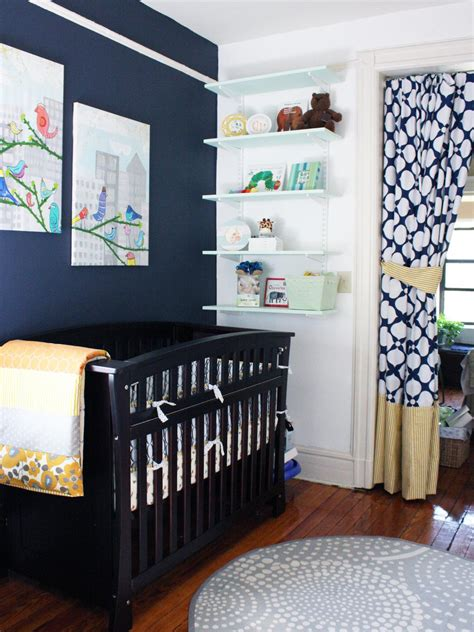 Bedroom Decor For Baby by Plan A Small Space Nursery Hgtv
