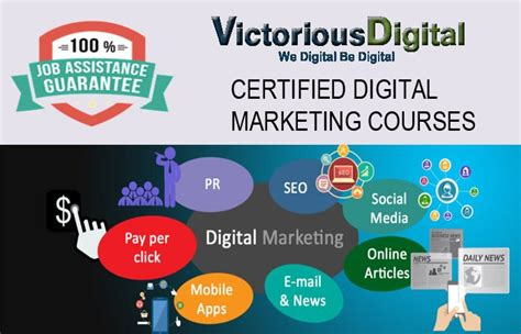 digital marketing course and placement digital marketing courses 100 placement assistance