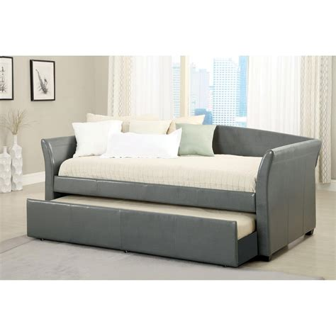 daybed with pop up furniture exciting daybeds with pop up trundle for home