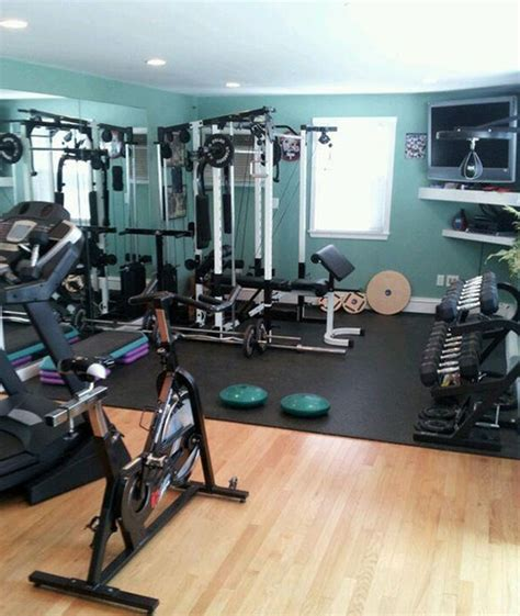 wood flooring equipment home gym equipment with wood floor
