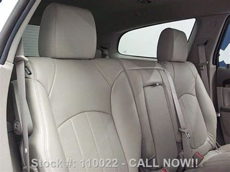 buy   buick enclave leather htd seats nav rear cam