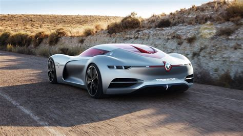 Trezor Concept  Concept Cars  Vehicles  Renault Uk