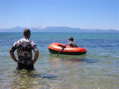 Lake Tahoe Inflatable Boats by Ferretworld August 2006