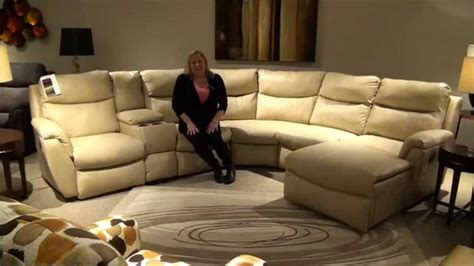 Motion Sofas And Sectionals by Monaco Reclining Sectional By Southern Motion Furniture