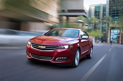 Chevrolet Impala 2016 Review by 2016 Chevrolet Impala Reviews And Rating Motor Trend