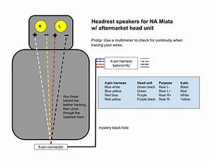 Upgraded Na Headrest Speakers For Under  30  Huge