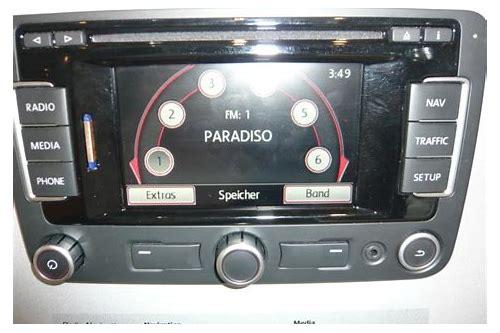 rns 310 baixar de firmware update cd