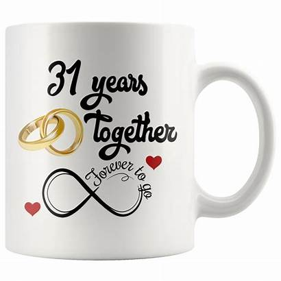 Anniversary Gift Years Husband Wife Married Gifts