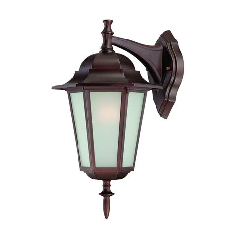 acclaim lighting camelot collection 1 light architectural