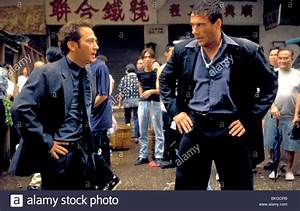 KNOCK OFF (1998) ROB SCHNEIDER, JEAN-CLAUDE VAN DAMME KOFF ...
