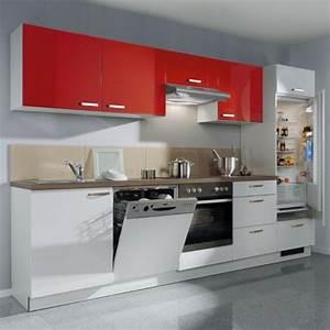 Küchenzeile Mit Aufbau : k chenzeile mit elektroger te 300 cm stellmass ~ Eleganceandgraceweddings.com Haus und Dekorationen
