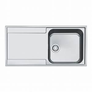 Evier Inox Grande Cuve : evier de cuisine franke maris inox et microdekor ~ Premium-room.com Idées de Décoration
