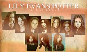 Lily and James Potter Bilder Lily Evans HD Hintergrund and ...