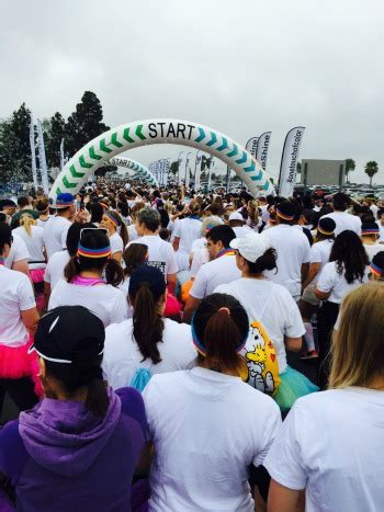 the color run los angeles the colour run los angeles