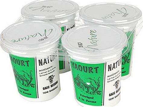 poids pot de yaourt pots de yaourt recherche de client espaceagro