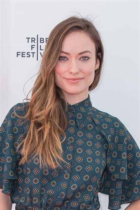 Olivia Wilde?s Easy Ponytail and Seventies Waves   Vogue
