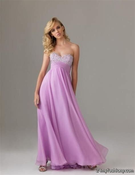 light purple gown light purple dress 2016 2017 b2b fashion