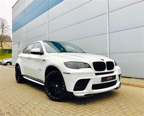 Used 2008 Bmw X6 30 35d Station Wagon Auto Xdrive 5dr For