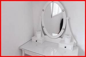 Miroir Avec Lumiere Pour Coiffeuse : ebeautyandcare l 39 homme a transform ma coiffeuse hemnes en coiffeuse de star ~ Teatrodelosmanantiales.com Idées de Décoration